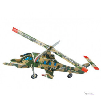 3D пазл Air Force Series вертолет