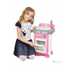 Набор Carmen №3 с посудомоечной машиной и мойкой (в пакете) (со звуком, каплями воды и циркулирующей водой в мойке)